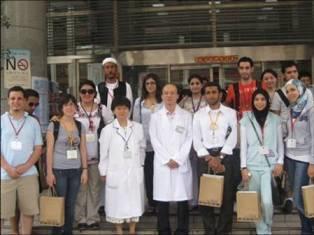99.07.02外交部亞西司率中東地區優秀青年團來台參訪