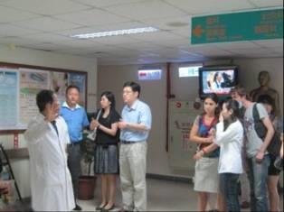 99.08.05印度藏區健康保險人員來台參訪(2人)