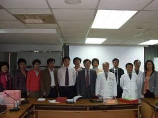 98年度03.19天津市醫學會參訪團至本院參訪
