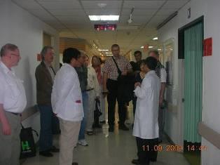 98年度1109-德國醫護人員菁英參訪臺北市立聯合醫院林森(中醫)院區
