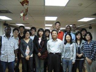 98年度1124-陽明大學傳統醫學研究所暨國際學程學生參訪台北市立聯合醫院