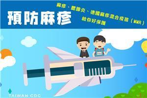 哈日族注意!日本麻疹與德國麻疹疫情持續發生,計劃前往當地請先諮詢接種MMR疫苗
