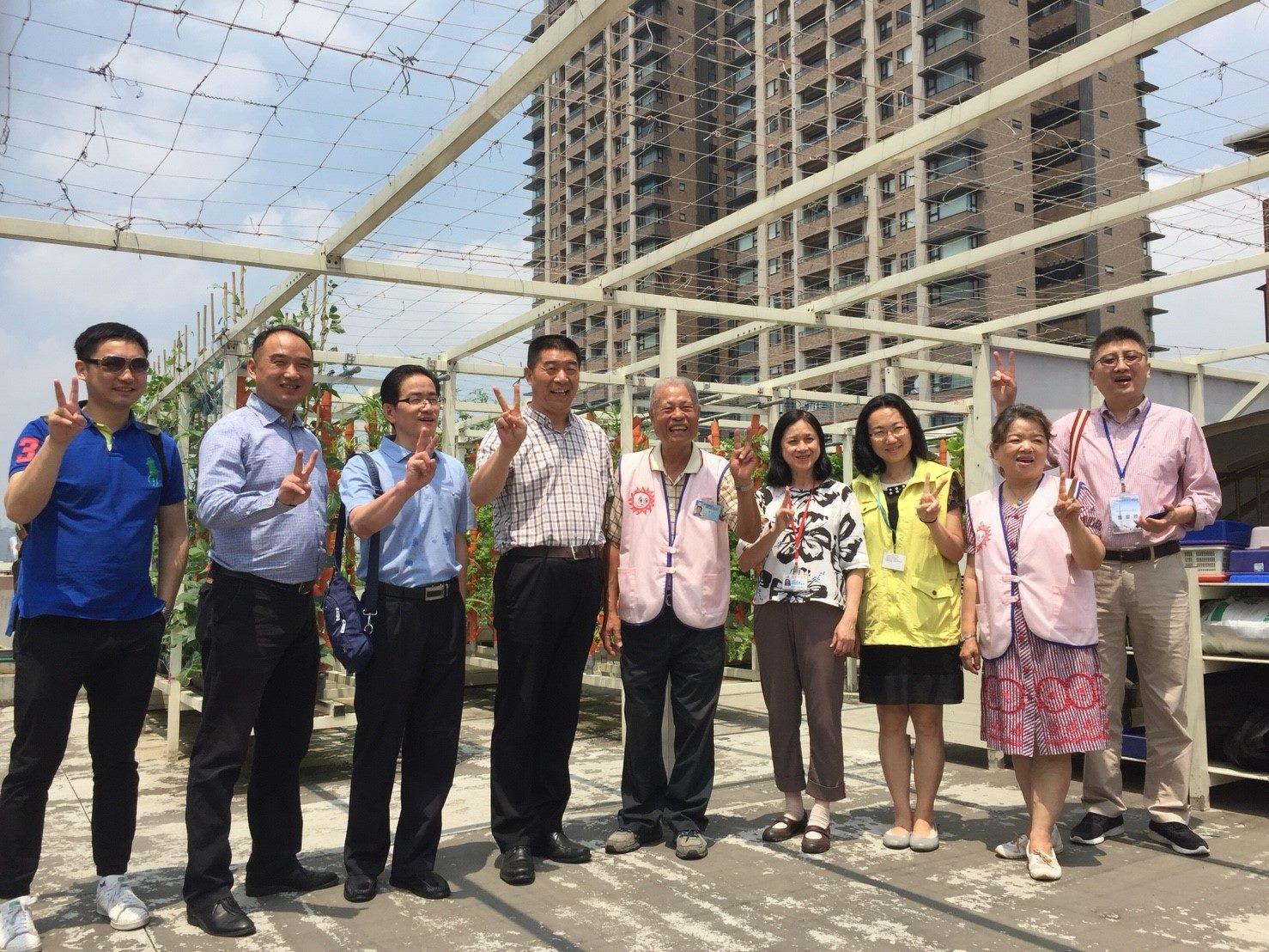 1070516中華兩岸經貿投資文化教育協會參訪