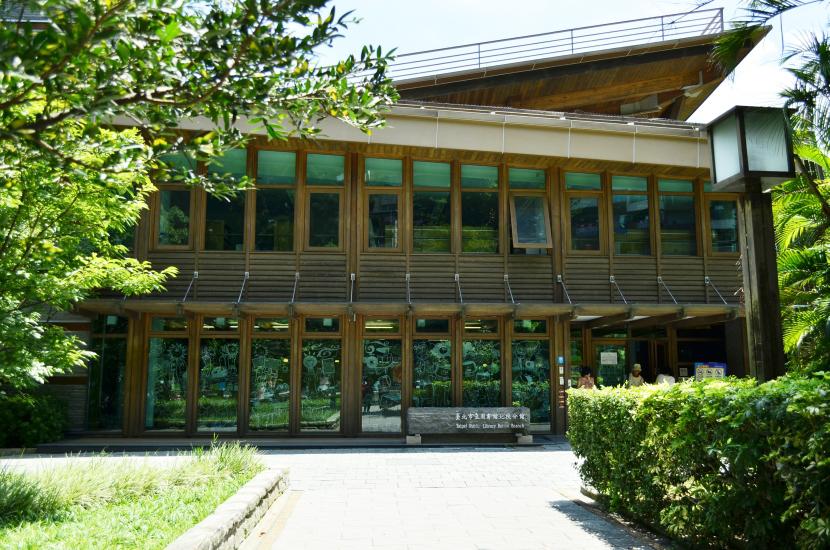 北投圖書館9