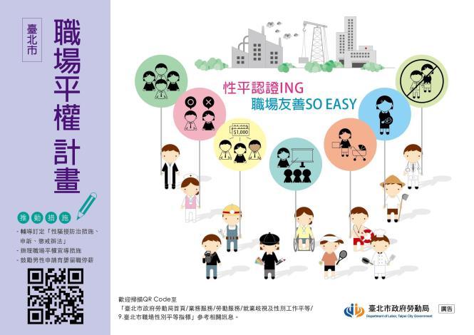 臺北市職場平權計畫