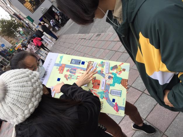 1091220「臺北20  性別友善城市圖像」手冊推廣活動-3