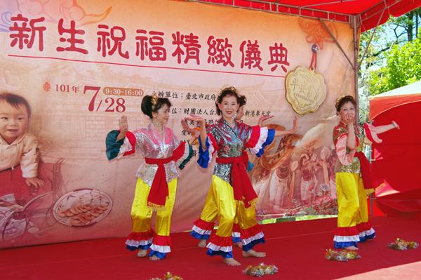 新生祝福饗宴-舞蹈表演
