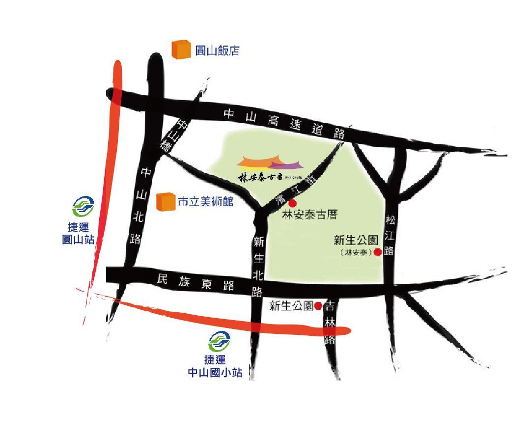 交通資訊圖