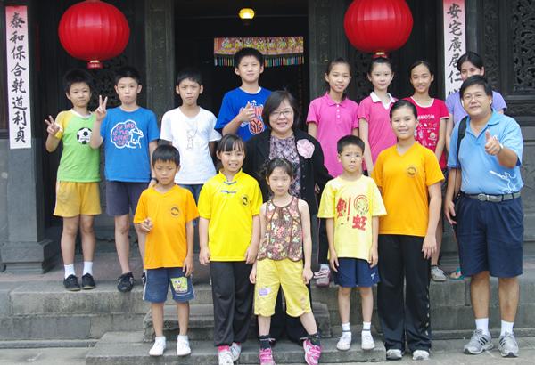 Martial Art Performance(Xinhai Elementary School)-4