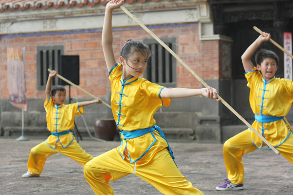 Martial Art Performance(Xinhai Elementary School)-2