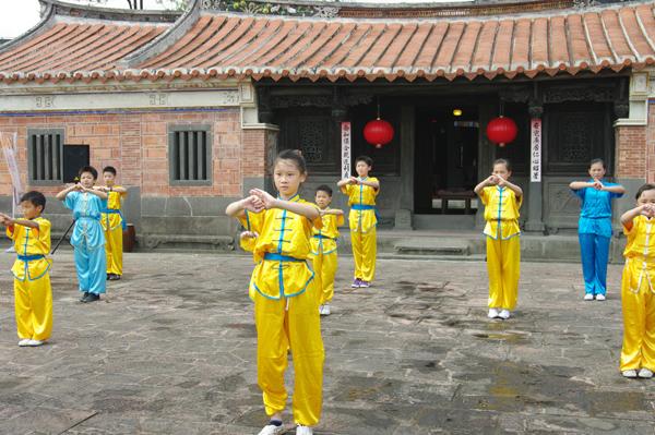 Martial Art Performance(Xinhai Elementary School)-3