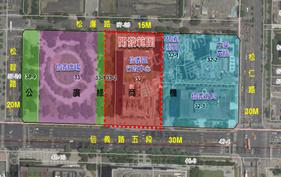 信義段四小段32、33-2地號土地位置圖
