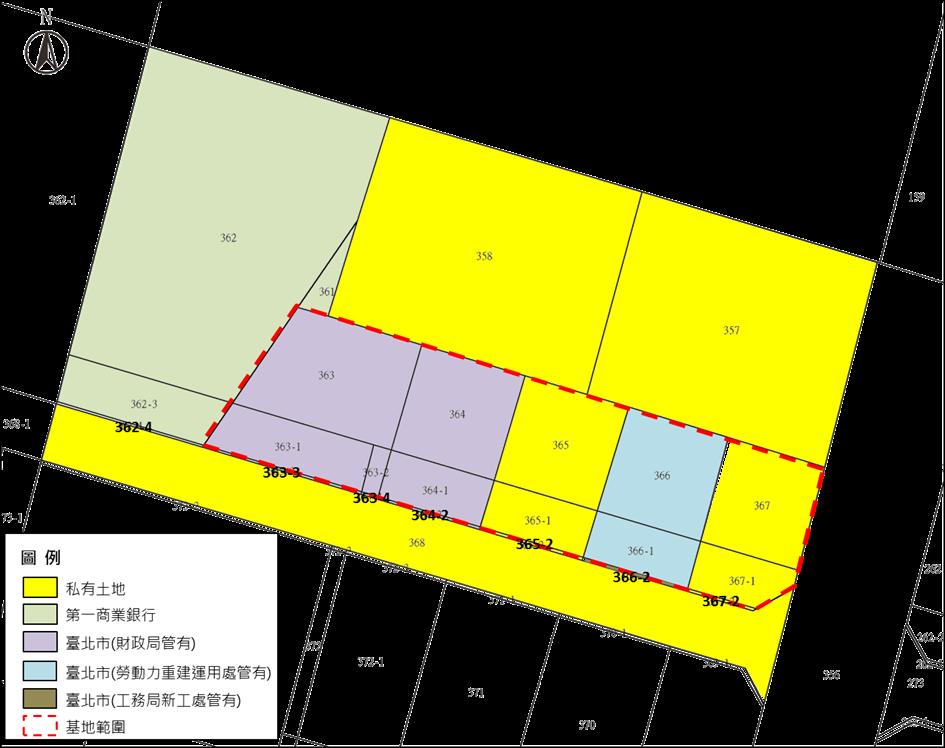 中正區臨沂段圖2