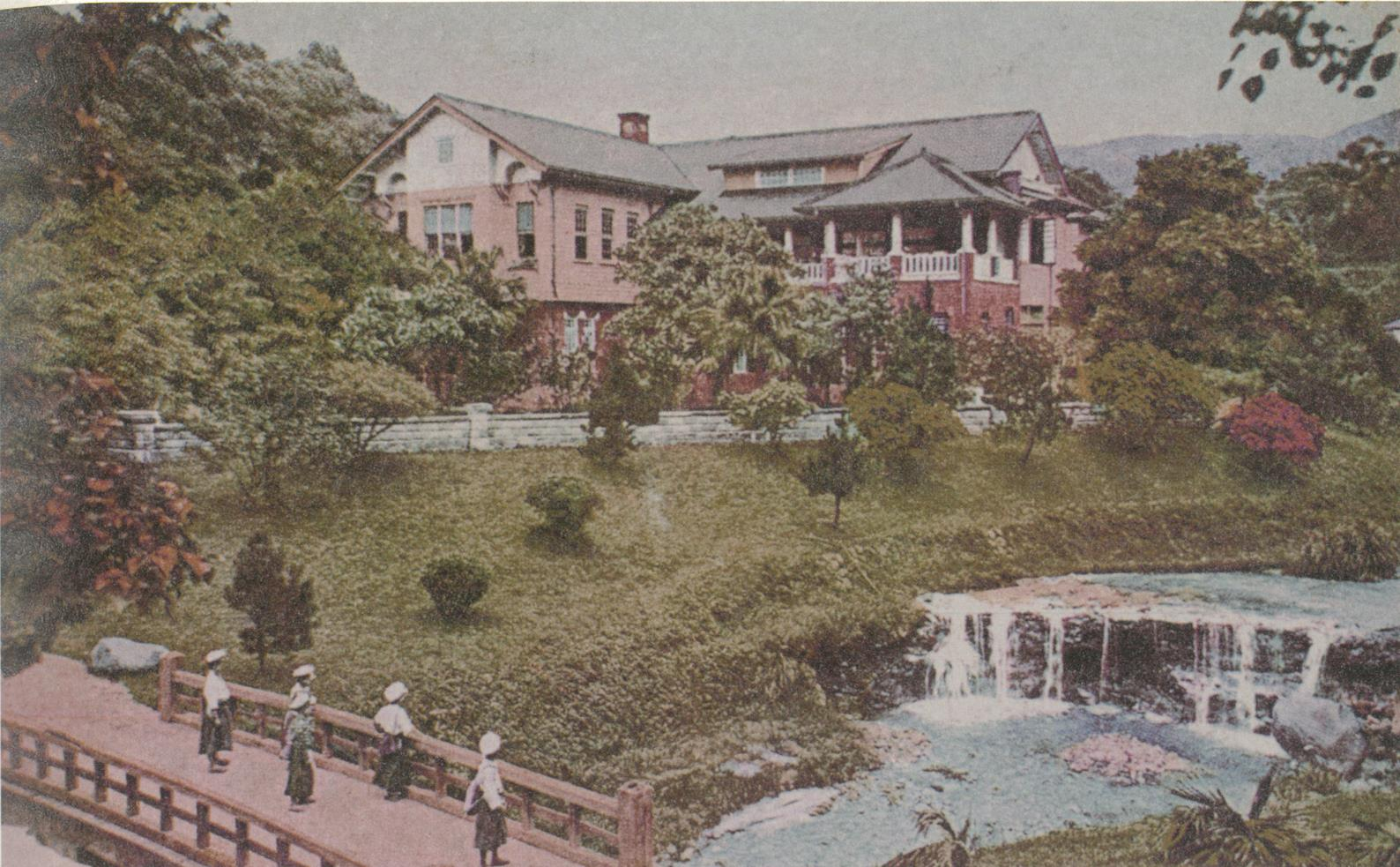 歷史沿革-公共浴場舊照