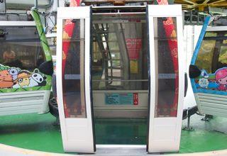 水晶車廂內部照片