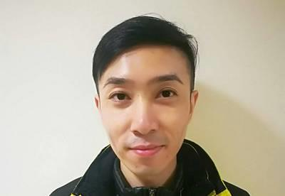 【滑冰教練】吳柏勳 PO-SHUN WU