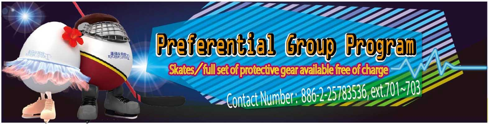 Preferential Group Program