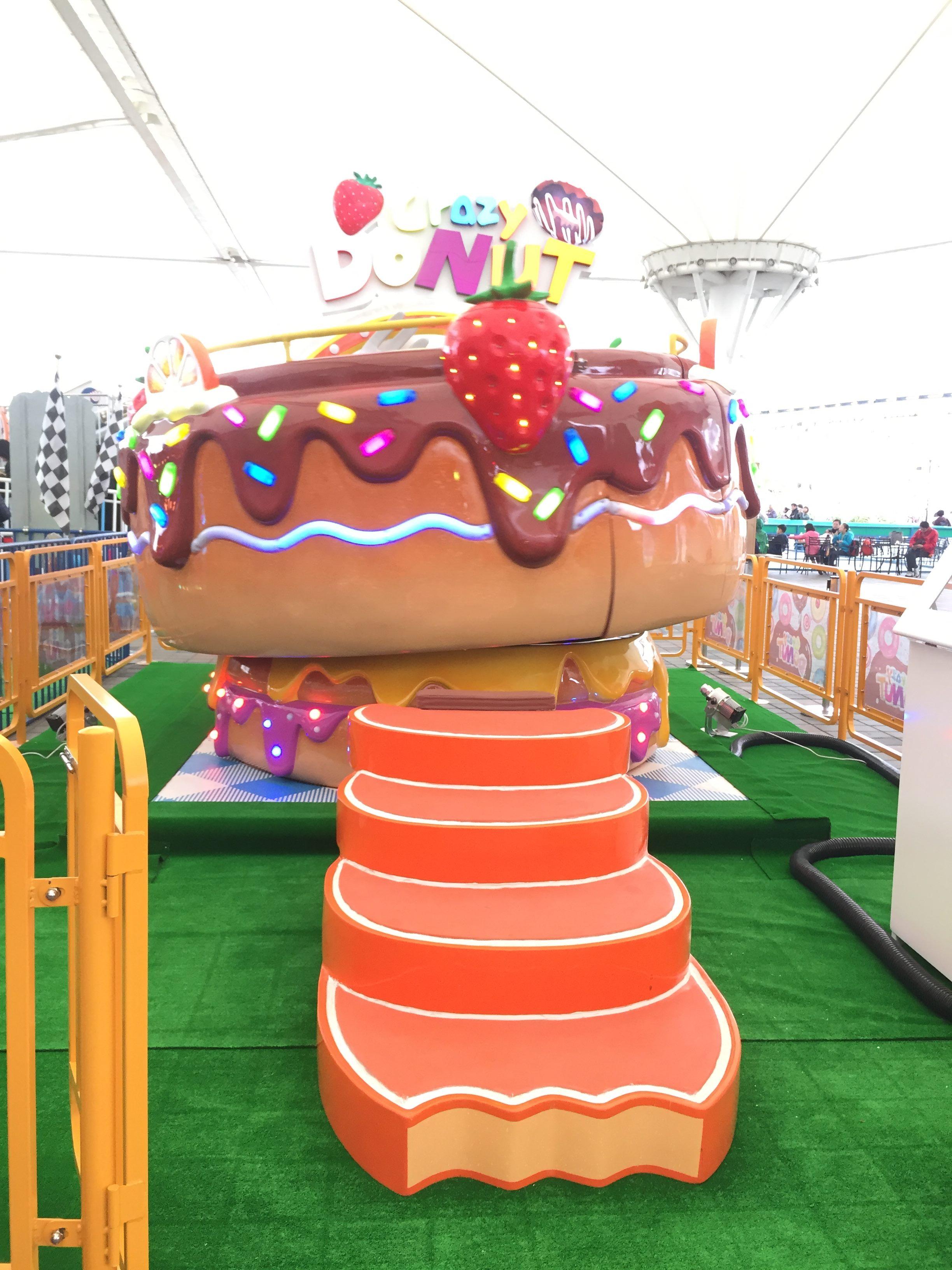 卡哇依『瘋狂甜甜圈』