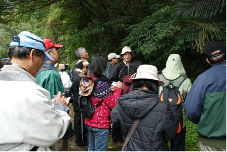 On-site ecological tours