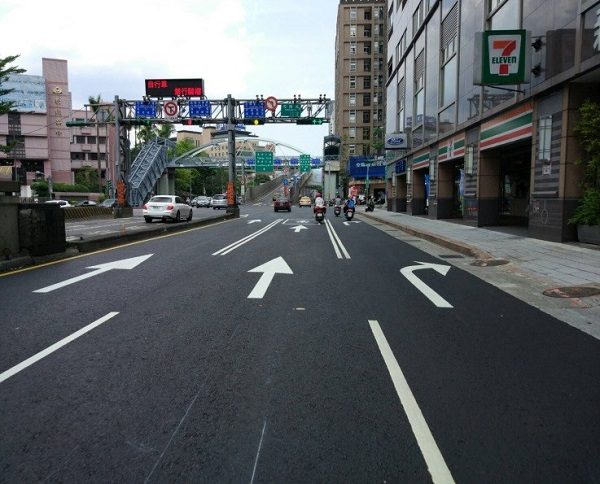 Keelung Rd. (Songlong Rd. intersection)