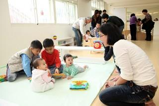 City Inaugurates Dahu Child Daycare Center