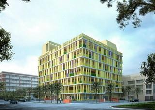 NCO Announces Plans for New Social Welfare Building in Zhongzheng District