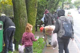 Yangmingshan Flower Festival Concludes with Mountain Cleanup Activity