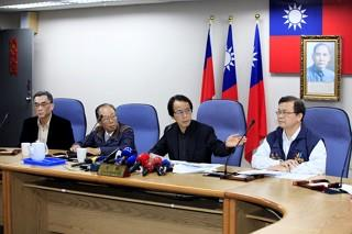 Taipei to Assist Investigations on Taichung Metro Construction Accident