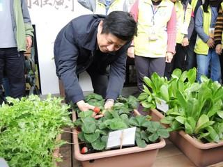 Community Agriculture Promotion Center Inaugurated