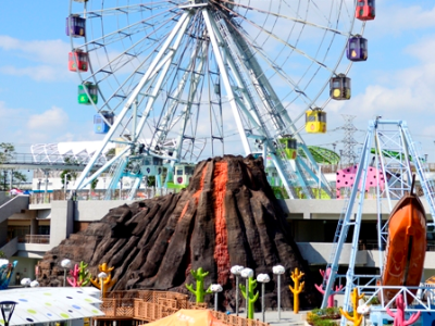 Mother's Day Celebrations Kick-off at Taipei Children's Amusement Park