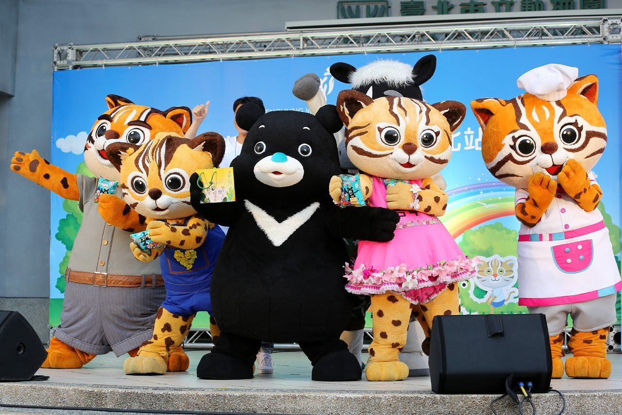 Promotion Campaign for 2018 Taichung World Flora Exposition Kicks-off in Taipei
