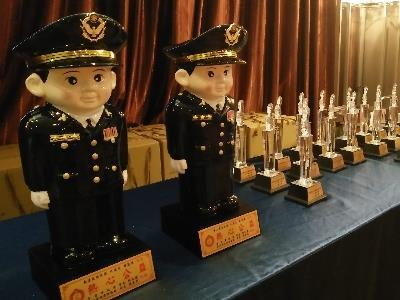 Mayor Presides over Jinzan Award Presentation Ceremony