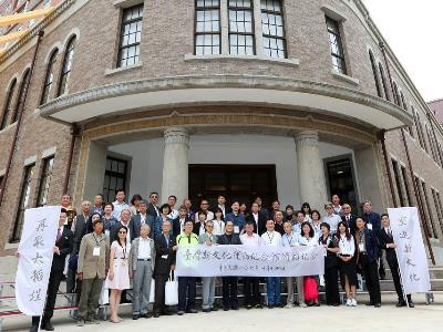 New Opening of Taipei New Cultural Movement Memorial Museum