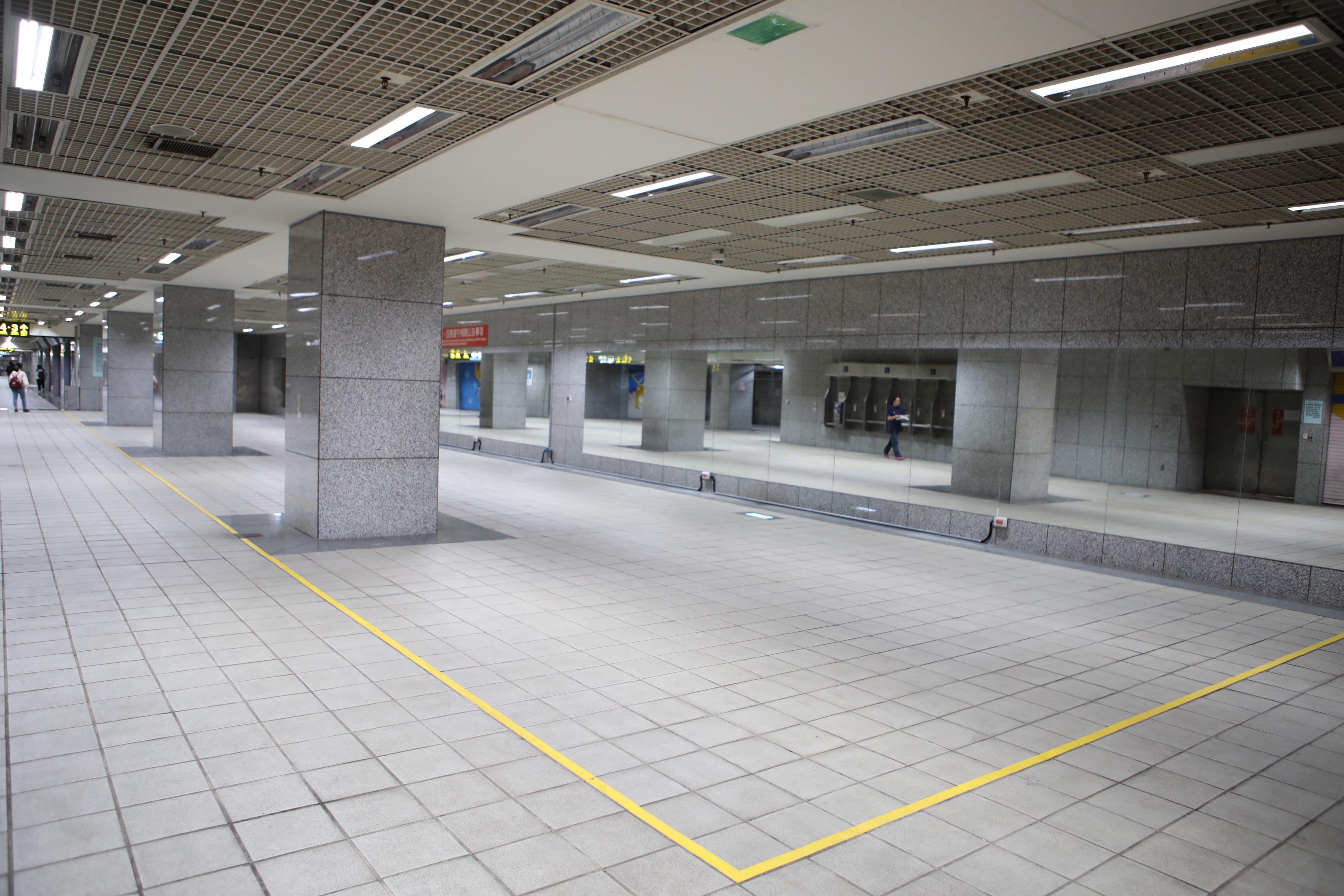 MRT Ximen Station to Designate Space for Dance Practice, Recreation Activities