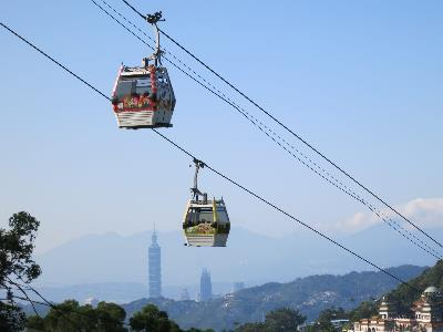 Maokong Gondola Promotion: Now Only NT$ 50 on Designated City/County Days Starting March 4!