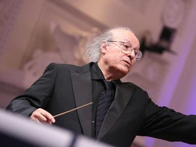 TSO Announces Eliahu Inbal as Next Chief Conductor