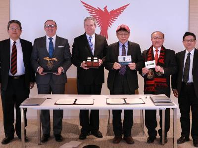 Taipei, Atlanta Chambers of Commerce Ink MoU to Expand Trade Ties