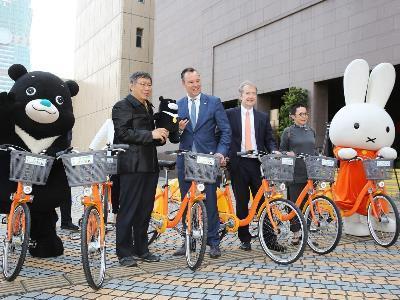 Taipei, Utrecht Sign MoU on Sustainability Collaboration