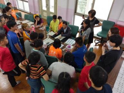 Yingqiao Elementary School Holds Exchange with the Philippines