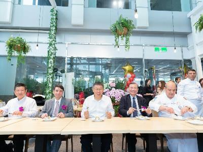 "Turkish-Taiwanese JV ""MADO-Taiwan"" set up in Nangang"