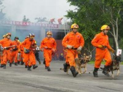 Traffic Control, Pedestrian/Vehicle Evacuation for 2019 Wanan 42 Air Raid Drill