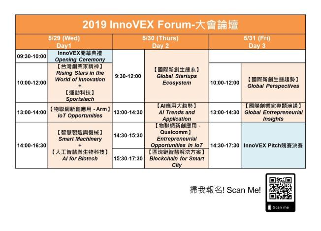 InnoVEX_Forum_Agenda___Registeration