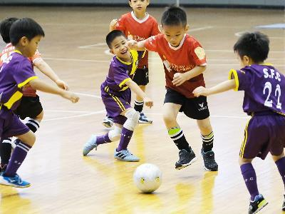Taipei Preschooler Football Games Celebrate Tenth Anniversary