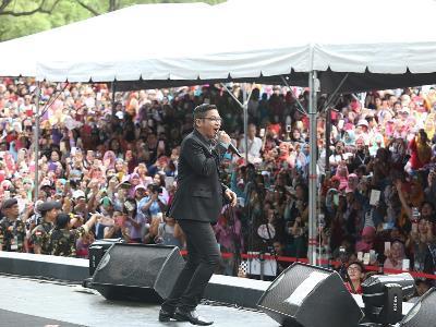 Befriending the World - Eid al-Fitr Celebration in Taipei Bedazzles Muslims