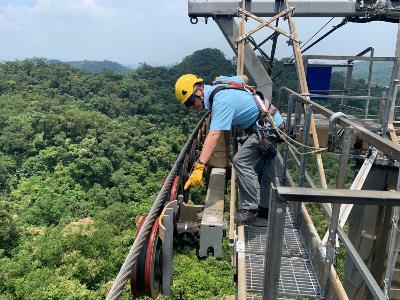 Maokong Gondola Annual Inspection and Repair Completed Successfully