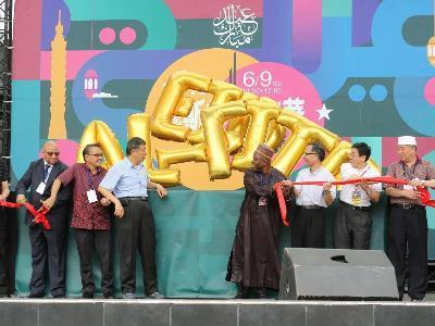 2019 Eid al-Fitr Celebration in Taipei