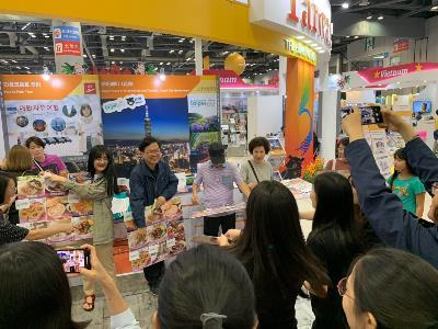 TPEDOIT Taps into the Korean Market by Joining Forces with China Airlines