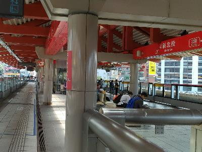 June 20: MRT Red Line Conducts Shuttle Train Simulation between Xinbeitou Station and Daan Station for One Day