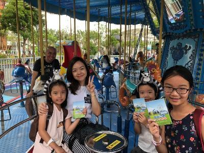 TCAP Summer Giveaway: Admission to 3 Establishments with Co-branded Passport