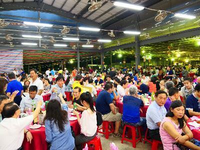 Come to the Roadside Banquet! 2019 Muzha Green Bamboo Shoots Feast